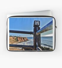 number 14 seagull Laptop Sleeve