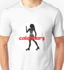 Cairollers Derby T-shirt; Isis Black Ice T-Shirt