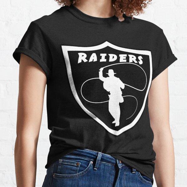 Indiana Jones Las Vegas Raiders Classic T-Shirt