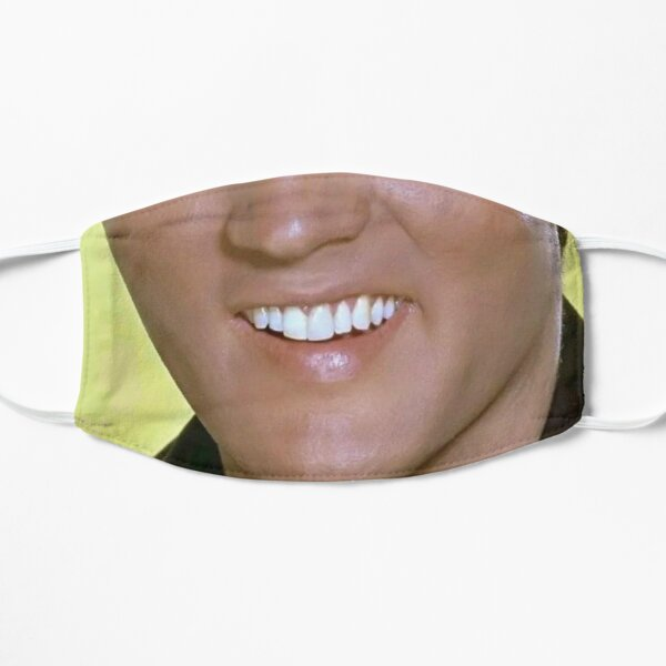 Elvis Presley Smile  Flat Mask