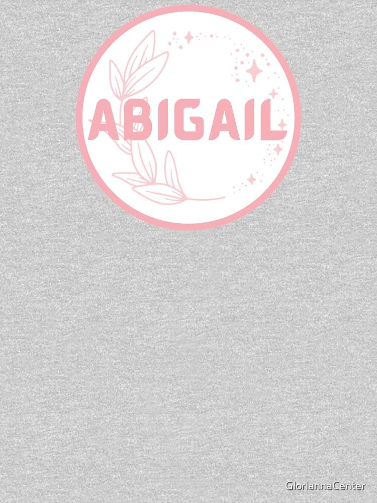 Abigail by GloriannaCenter