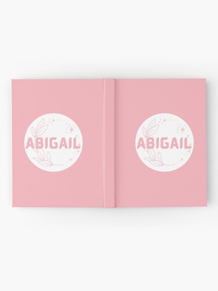 Alternate view of Abigail Hardcover Journal