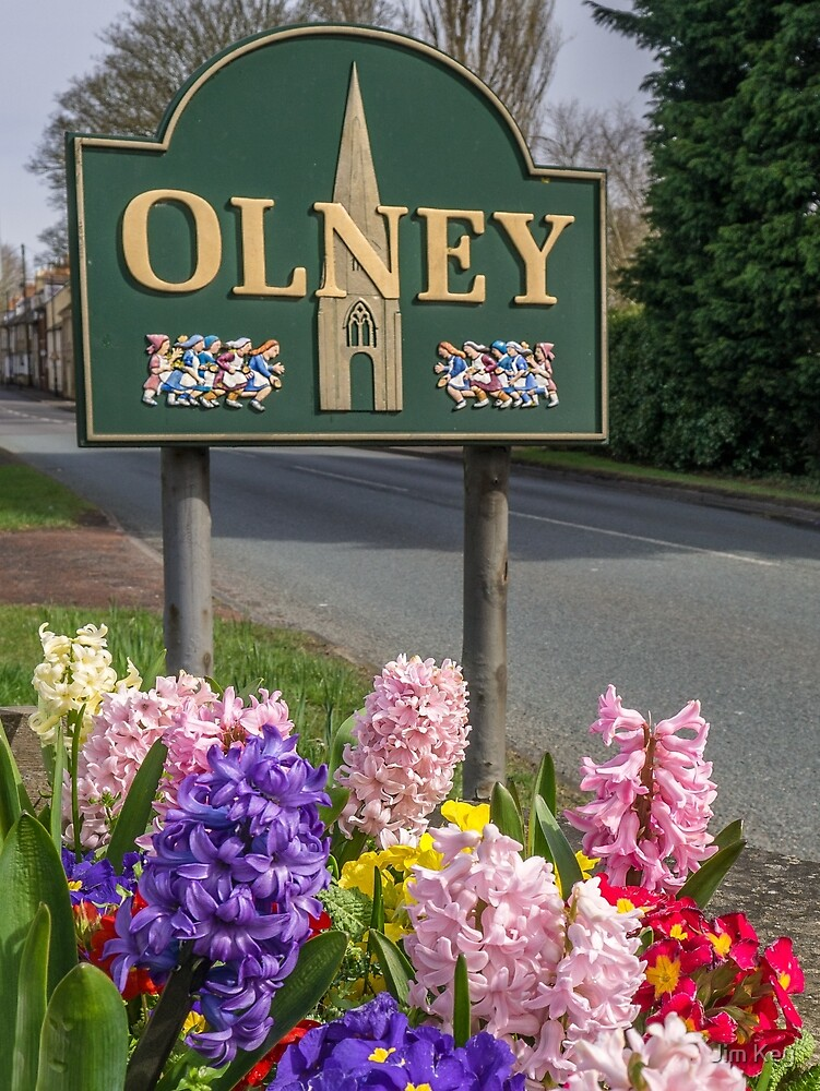 Olney Bucks  UK by Jim Key