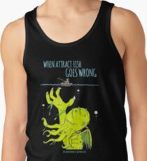 When Attract Fish Goes Wrong (2) Men's Tank Top