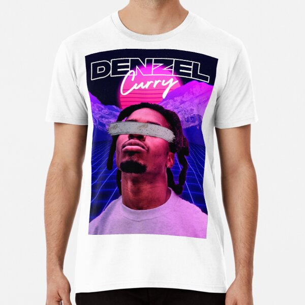 Denzel Curry Vaporwave T-shirt premium