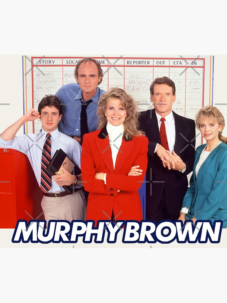 Murphy Brown - 90s TV show by Amberflash