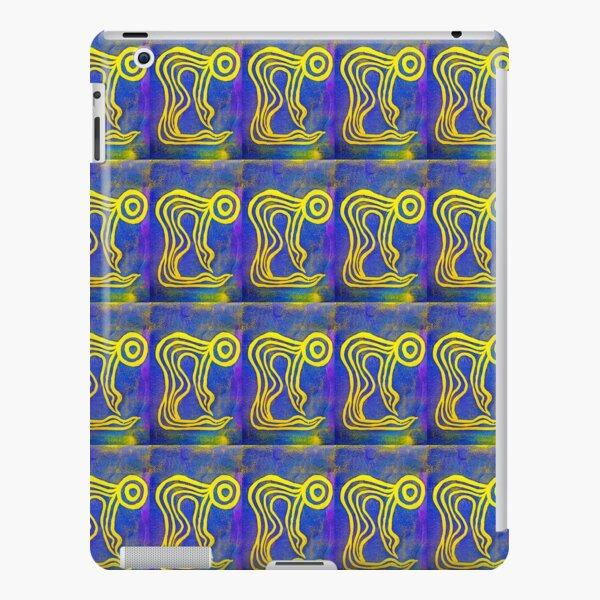 Ustrasana by Gina Lee Ronhovde iPad Snap Case