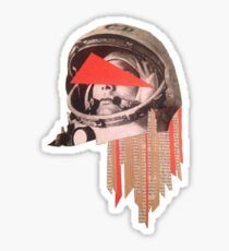 Gagarin Sticker