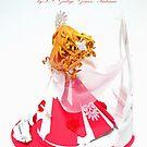 Princesa Eholja. Colección Princesas de lo que encuentran las Sirenas. by INma Gallego Gómez - Pastrana