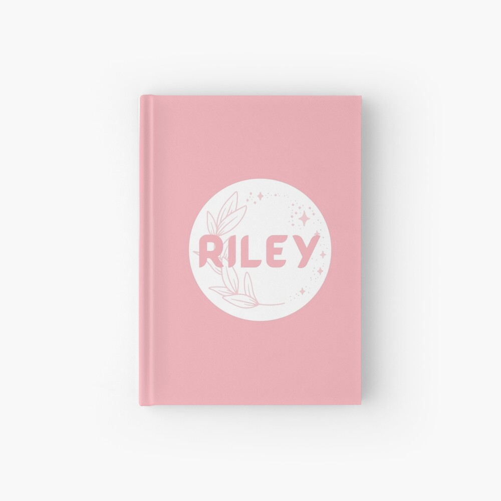 Riley Hardcover Journal