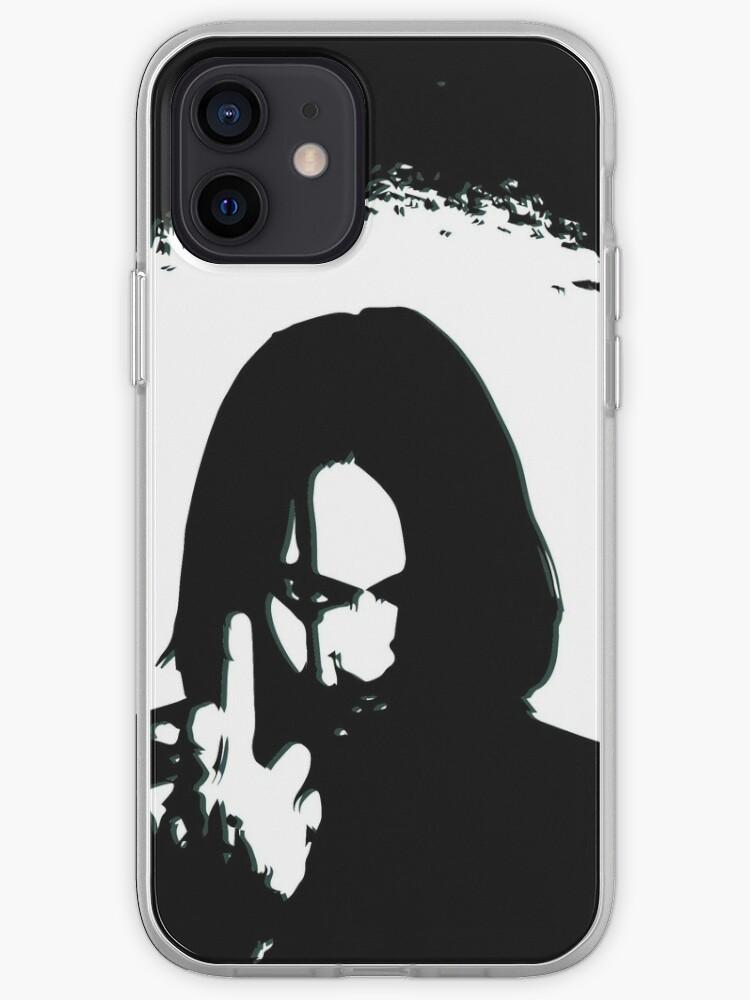 Sch A7 cover rappeur français   Coque iPhone