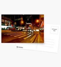 Crosswalk Postcards