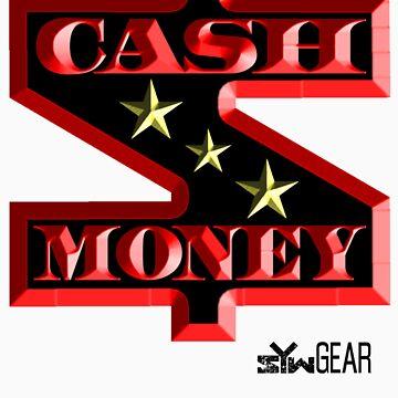 Cash Money Shirt 2.0 by infectus