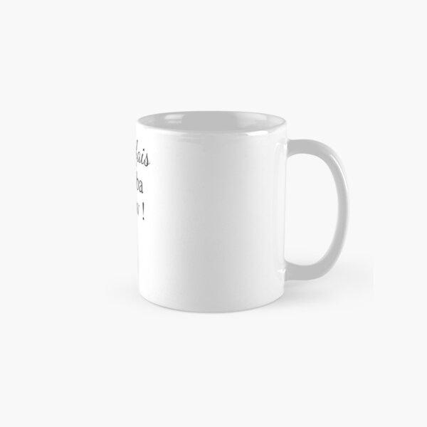 BANDE ORGANISEE Mug classique