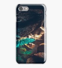 Grjótagjá: Hot spring in a cave in Iceland iPhone Case/Skin