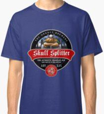Skull Splitter Ale Classic T-Shirt