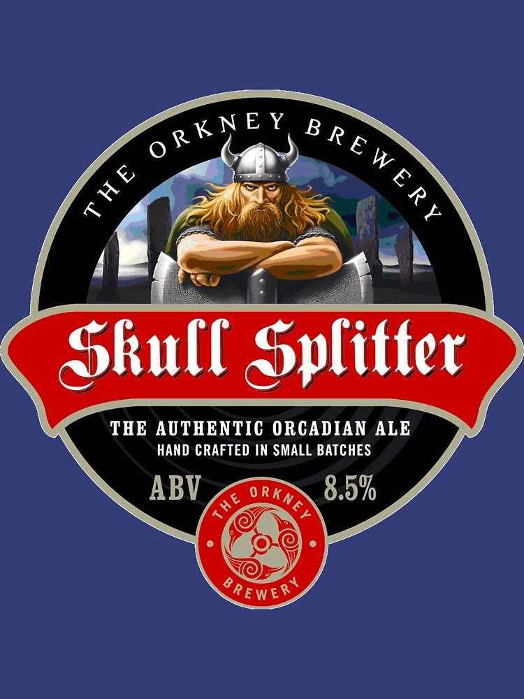 Skull Splitter Ale | Unisex T-Shirt