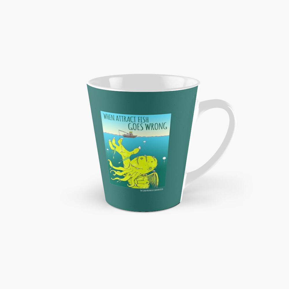 When Attract Fish Goes Wrong (4) Mugs