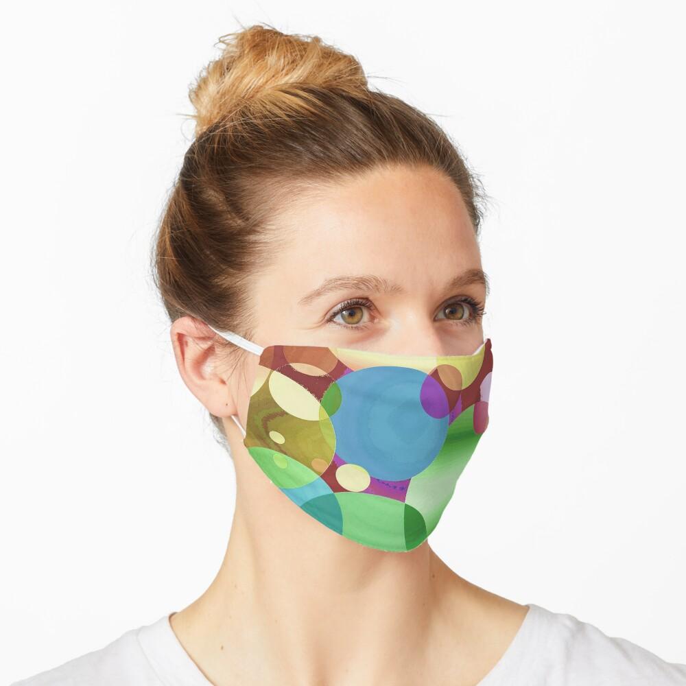 Candy Bubbles Mask Mask