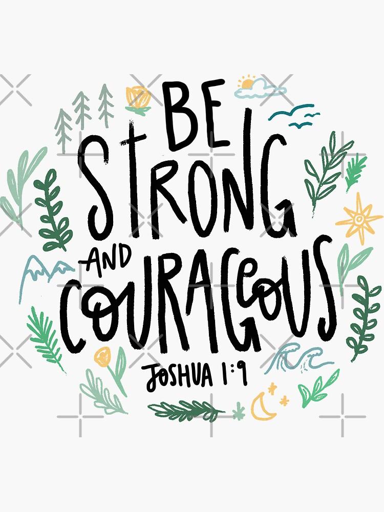 Joshua 1:9 by yoonhapark