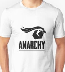 Anarchy (Black Text) Unisex T-Shirt