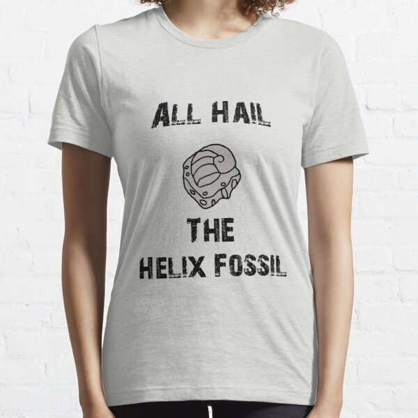 All Hail The Helix Fossil Essential T-Shirt