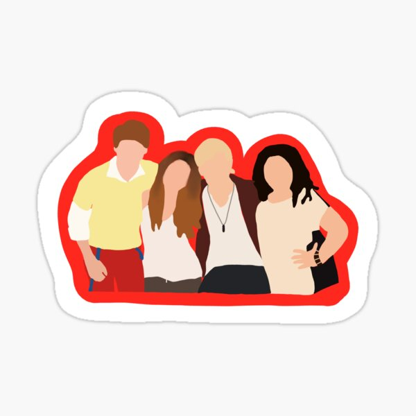 Austin&Ally  Sticker