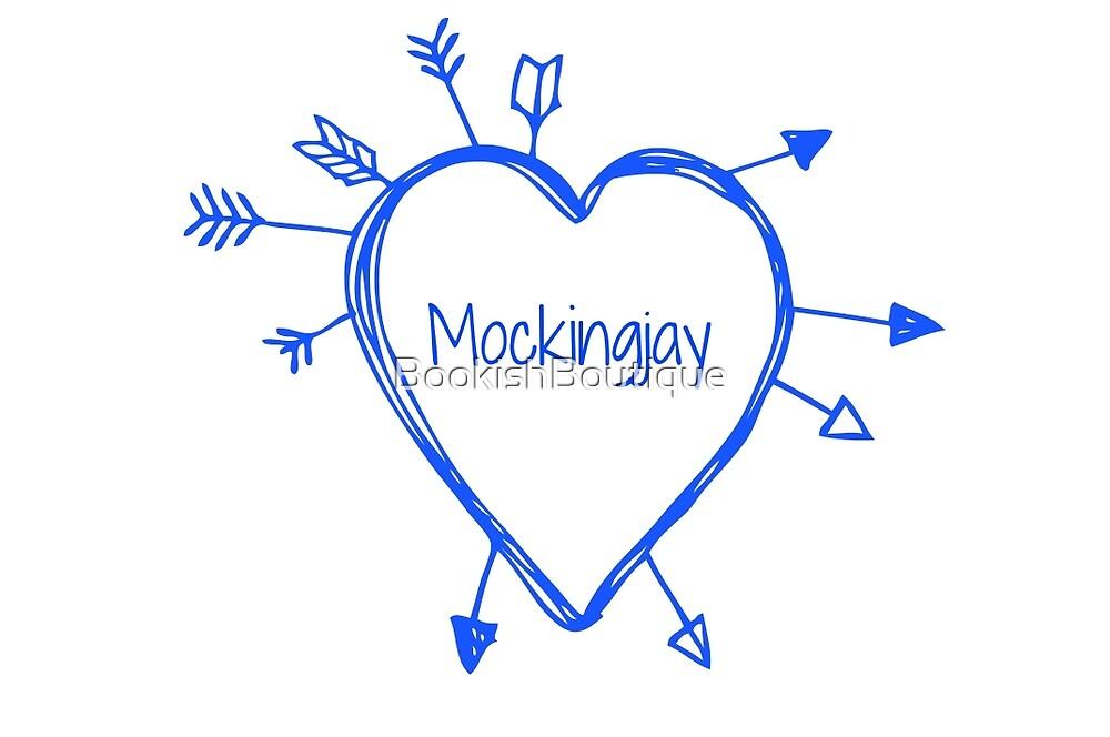 Mockingjay by BookishBoutique
