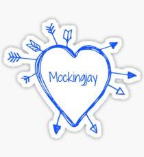 Mockingjay Sticker