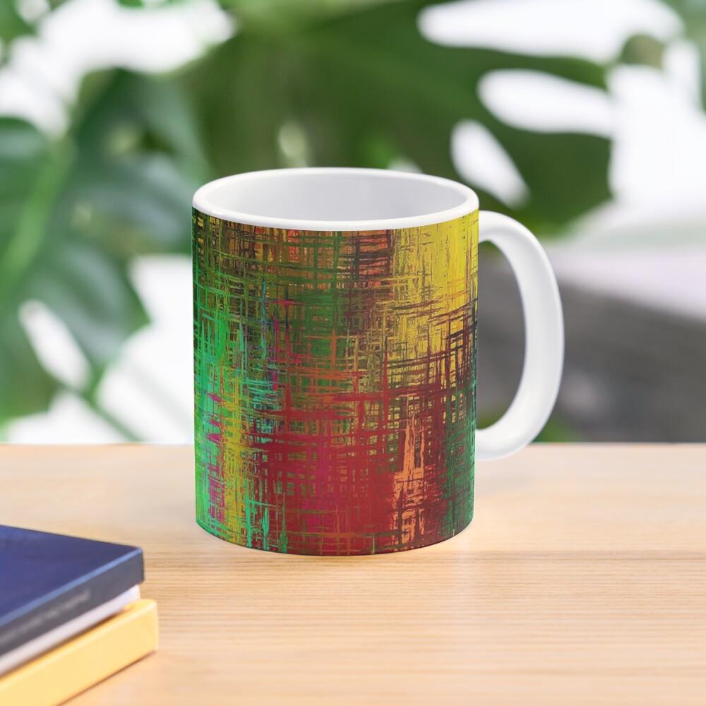 Autumnal Abstraction Mug