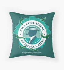 Good Friends of Jackson Elias (2) Throw Pillow