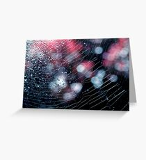 Midnight expressions Greeting Card