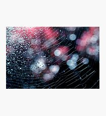 Midnight expressions Photographic Print