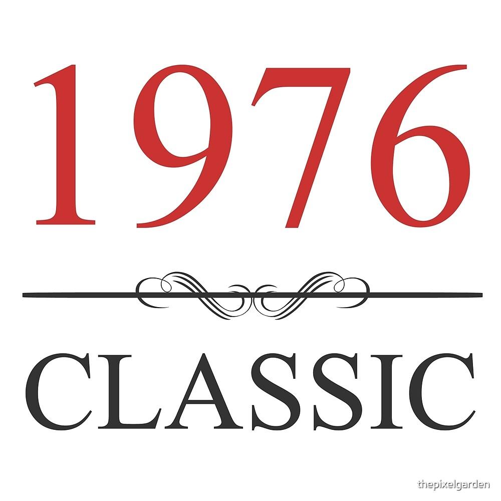 1976 Classic by thepixelgarden