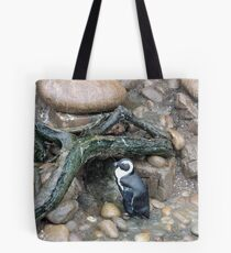The Penguins Home Tote Bag