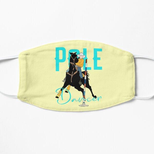 Pole Bending 'Pole Dancer' Equestrian  Mask