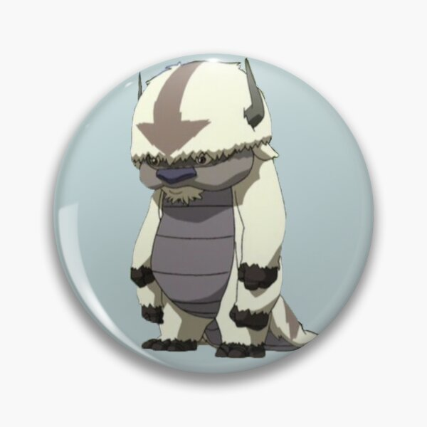 Standing Appa - Avatar The Last Airbender Pin