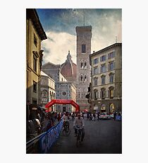 Firenze 2013 ~ Word Cycling Championship Photographic Print