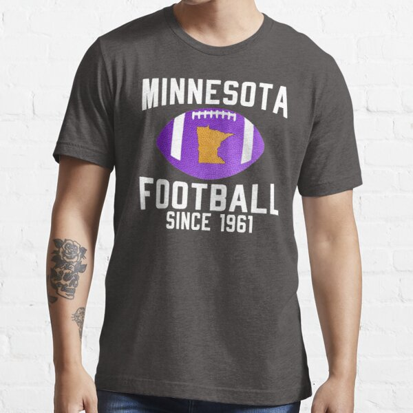 Minnesota Football Retro Design Essential T-Shirt