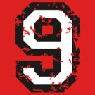 Number Nine - No. 9 (two-color) white by theshirtshops