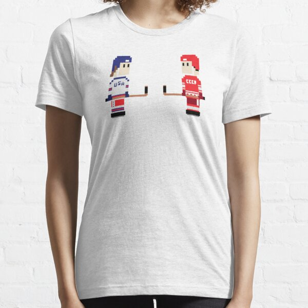 8-Bit Miracle On Ice Essential T-Shirt