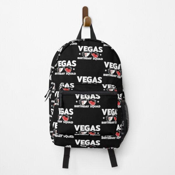 Las Vegas Birthday Party - Group Gift - Vegas Birthday Squad Backpack