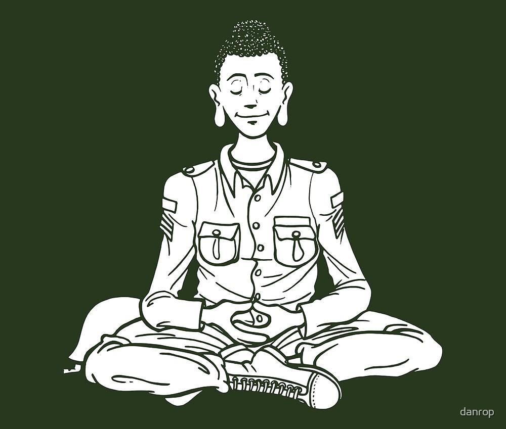 Everyone is Buddha! - Peace Tribe by danrop