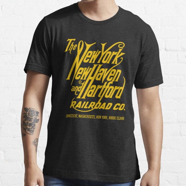 New York, New Haven and Hartford Railroad Essential T-Shirt