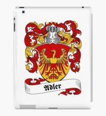 Adler iPad Case/Skin