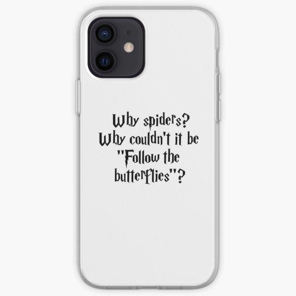 Suivez les papillons Coque souple iPhone