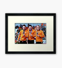 *The WINNERS*  Framed Print