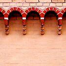 The Wall  -   Belvedere in Potsdam by Imi Koetz
