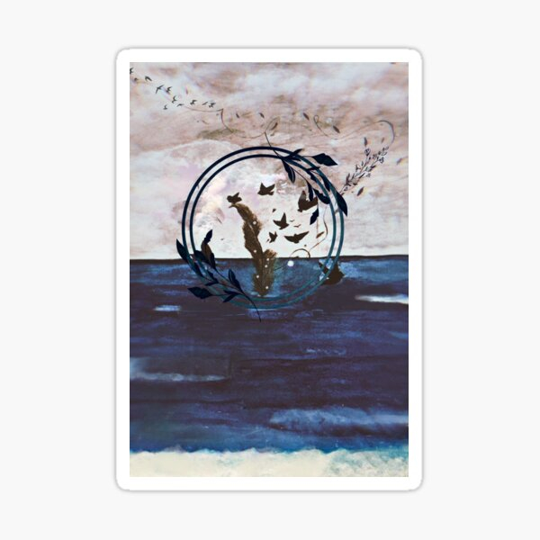 Ocean Dream Sticker