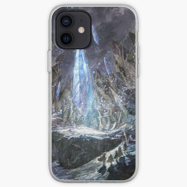 Final Fantasy Crystal iPhone Soft Case